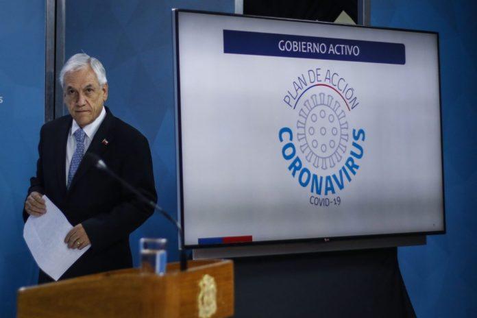 Coronavirus in Chile.