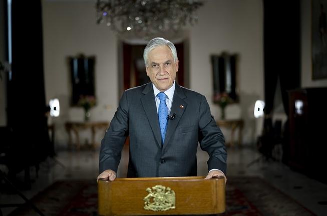 Piñera responds to shooting