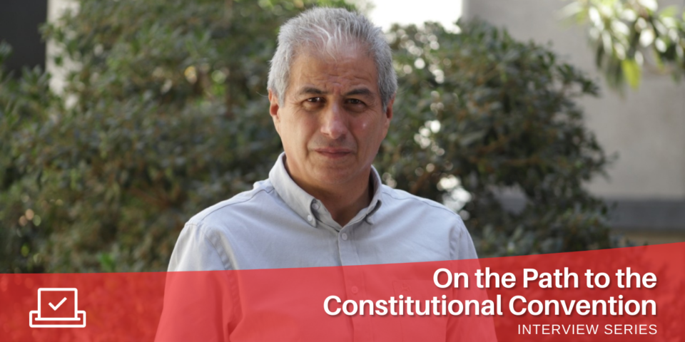 On the Path to the Constitutional Convention: Chapter 6; Mario Aguilar