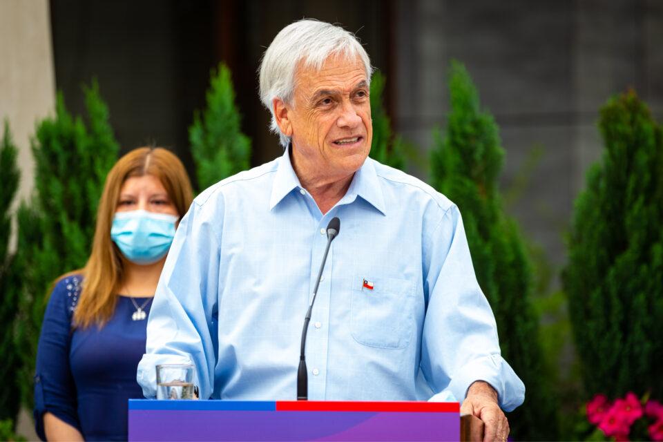 President Sebastián Piñera's blind trust to be reviewed
